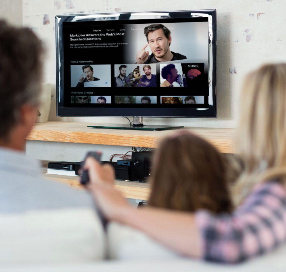 Wired video channel case study