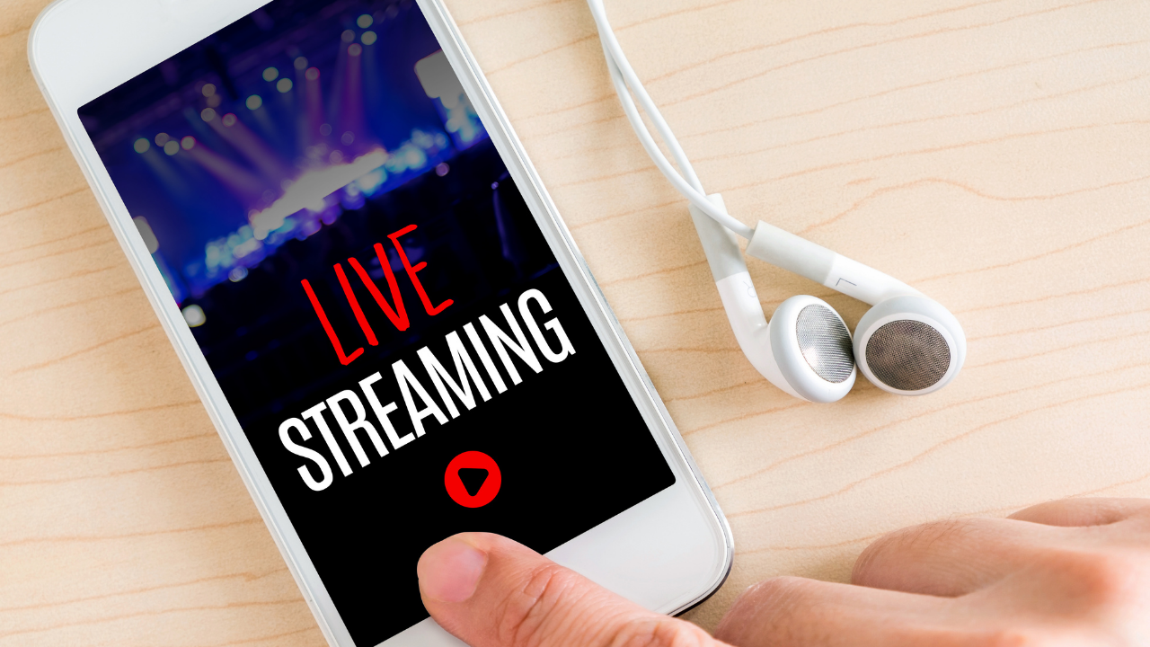 Top 5 Livestreaming Apps for iPhone Users
