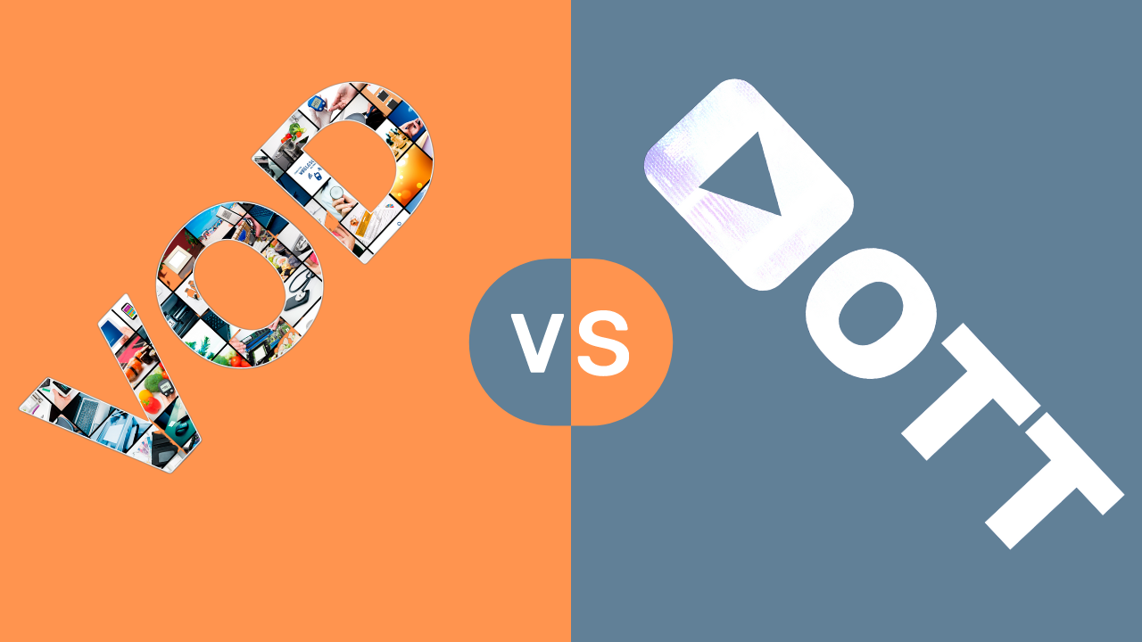 Video on Demand vs OTT