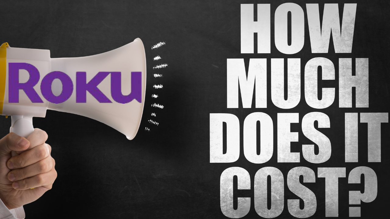 How Much Would You Spend To Use Roku?