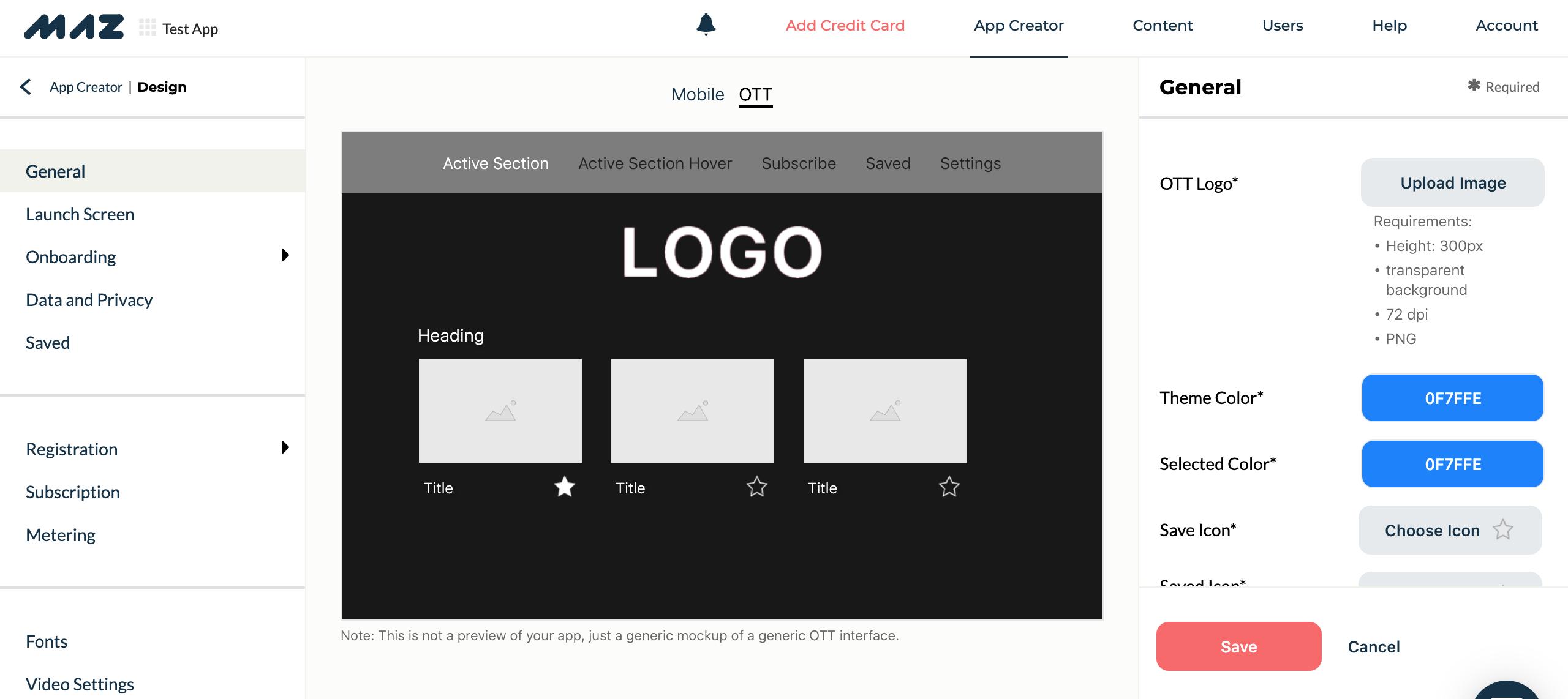 vod platform for content creators