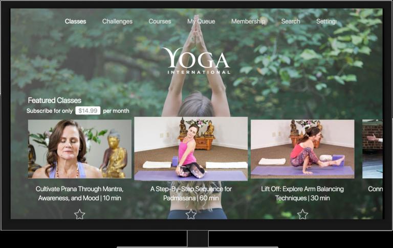 Yoga international ott platform case study