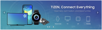 TIZEN Connect Everything